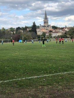 ASV - LA ROCHE CHALAIS : Chalenge SERIPUB Dimanche 14 Octobre 2018 - Association Sportive Villetoureix