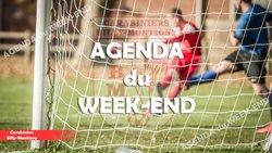 Agenda du weekend à venir