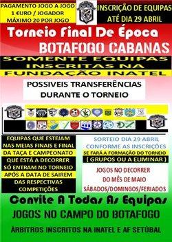 TORNEIO FINAL DE ÉPOCA