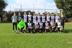 LES U17A INTOUCHABLES !!! VICTOIRE 4 A 0 FACE AU LANDEMONT LAURENTAIS. Crédit photos. R.VIAU. - FOOTBALL CHALONNES CHAUDEFONDS