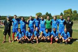 CFC - MOURIES 2 et CFC - OPPEDE MAUBEC - Caumont Football club