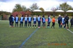 10/11/2018 SENIORS FEMINIES R3 : CPFC - ES GUYANCOURT - CERGY PONTOISE FC