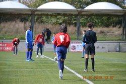14/10/2018 U17 D1 : CPFC2 - ARGENTEUIL RFC - CERGY PONTOISE FC