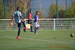 14/10/2018 CIDF SENIORS : CPFC - LES LILAS - CERGY PONTOISE FC