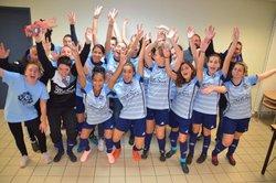 CSG FC Fém - Poitiers Gibauderie - Chasseneuil-Saint-Georges Football Club
