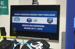 Challenge Mozaïc : les U13 récompensés (19 déc 2018) - CHAUMONT FOOTBALL CLUB