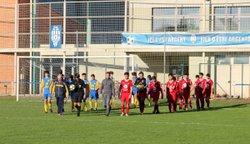 U18 vs St-Doulchard 3 nov 2018 - Club Sportif Argentais