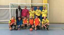 Championnat Futsal - Club Sportif de Bessay