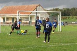 U13 : match du 24/10/20 contre Tincques-Izel - C.S.HABARCQ