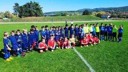 Plateau U7 Amberieu FC - 13/10/2018 - Club Sportif Jeunesse Châtillonnaise