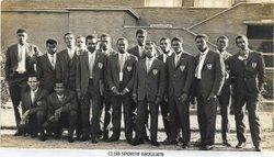 Le CSM à DIEPPE en 1961 - CLUB SPORTIF MOULIEN