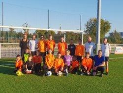 EdeG Séance du 4 octobre 2018 Photos du Groupe présent - Ecole de gardien de but Jean-Yves Cadiou