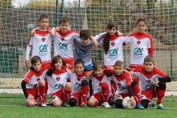 10.11.2018  U11 - FC Drouais (1-4) - ENTENTE SPORTIVE MAINTENON PIERRES