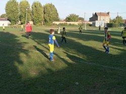 Photos Triangulaire U11 à Rumilly (13-10-2018) - Entente sportive de l'Agache Marquion
