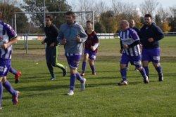 ESCO Senio B contre Ile d'Olonne Défaite 9 à 0 - Entente Sportive du Château d'Olonne