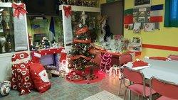 Goûter de Noël des enfants du club , décembre 2016 !