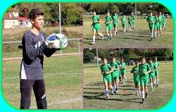 PHOTOS MONTAGE U15 - SENIORS 1- - E.S.FRONTONAS CHAMAGNIEU