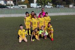 U11 le 06/10/2018 - Football Club Atur