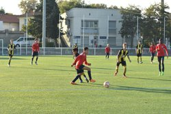 Match U15 face au TOAC du 03 11 18 - Football Club Bessieres-Buzet
