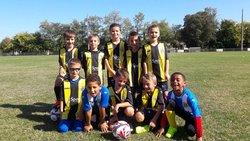 Plateaux U8 U9 des 6 et 13 10 18 - Football Club Bessieres-Buzet