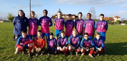 U15 - Football Club Bresse Nord
