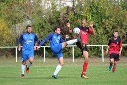 Match Senior  Moneteau / Chevannes - Football Club de Chevannes
