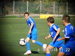 Festival U13 contre le Stade Auxerrois et Auxerre Rosoirs - Football Club de Chevannes