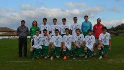 Coupe U17 1er tour - FC-COUGAING