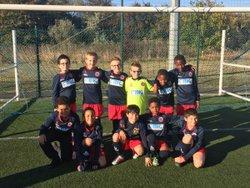 AS Lieusaint 3 - FC Guignes (Championnat U10/U11) - FC GUIGNES