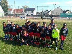 Plateau U8/U9 Fontenay-Tresigny - FC GUIGNES