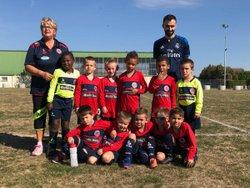 Plateau U6/U7 Guignes - FC GUIGNES