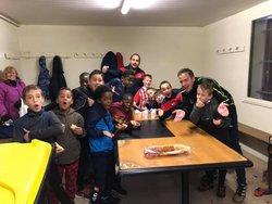 FC Guignes - US Roissy 5 (Championnat U10/U11) - FC GUIGNES