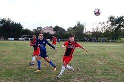 Le derby SCPA - FCMR du 14/10/18 - Football Club du Mas Rillier