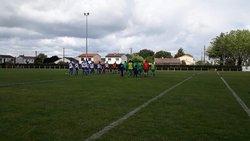 FCA 1 - SJ Artigues 1 13/05/18 - Football Club d'Ambès