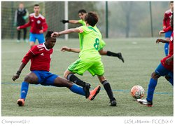US La Murette - FCCB U17 (3-1) - Football Club Crolles Bernin site officiel