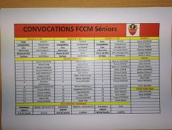 Convocations seniors