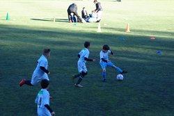 PLATEAU U9 DU 08/12/2018 - FC COLOMARS