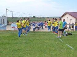 SENIORS 2 - FC MANZIAT 2 - F.C. Curtafond Confrançon St Martin St Didier