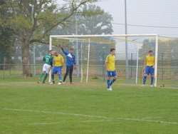 SENIORS 1 - AS ATTIGNAT 1 - F.C. Curtafond Confrançon St Martin St Didier
