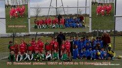 FC Rosendael plateau du samedi 10 novembre - FOOTBALL CLUB DE ROSENDAEL