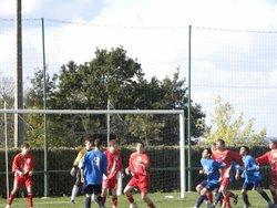 U-17 FCP/Landredern - FOOTBALL CLUB DU PORZAY