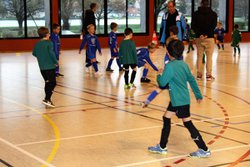 FUTSAL U7 8.12.18 - FOOTBALL CLUB DE SAINT CORNEILLE
