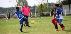 ENT. U13 A+B - 13.10.18 - FOOTBALL CLUB DE SAINT CORNEILLE