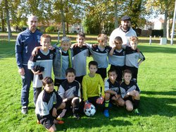 Plateau U10 - Artigues de Lussac - 20/10/2018 - FOOTBALL CLUB VALLEE DE LA DORDOGNE