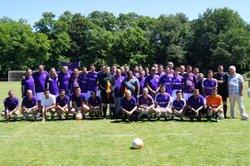 40 ANS DU FCV : match de GALA  - FOOTBALL CLUB VEZEZOUX