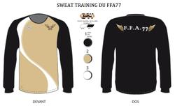 Sweat training FFA77