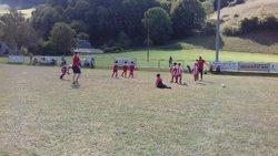 Plateau U9 Partie 1 (Campan, 06/10/2018) - Football Loisirs Campan