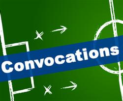28 octobre : Convocations