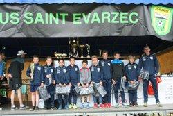 tournoi U13 ST EVARZEC 4 ème - GJ Pays Glazik