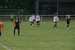 Présentation du GJA avant le derby, Pleyben vs Lennon - Groupement des Jeunes de l'Aulne